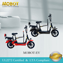 Mobot Official EV UL2272 Certified Electric Scooter✅Mobot E Scooter EV Escooter ✅ LTA Compliant