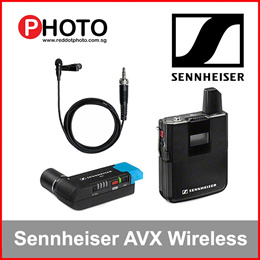 Sennheiser AVX-ME2 SET - Clip-On Lavalier wireless microphone