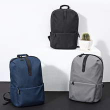 Xiaomi 20L Polyester College Leisure Backpack 15.6 inch Laptop Bag