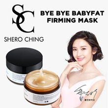 SHERO CHING BYE BYE BABYFACE LIFTING MASK 100ML