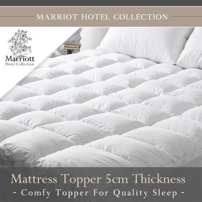 Marriott Hotel Collection Mattress Topper