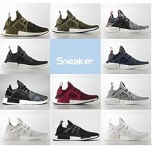 【Free Shipping】AD1DAS Men / Women NMD XR1 2017 Running Shoes Men/Women Sneaker Size Euro 36-45