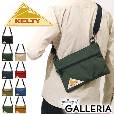 Japan genuine  KELTY Kelty bag Kelty squosh VINTAGE FLAT POUCH SM shoulder  bag outdoor 7e223dd20ac15