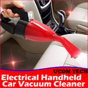 Portable Handheld Powerful 60W 12V Car Vacuum Cleaner Wet Dry Vacuum