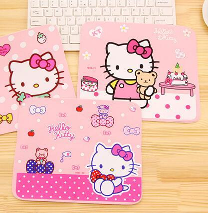 e0cb6160c actual size. prev next. hello kitty cute cartoon cat head shape mouse pad  personalized office laptop ...