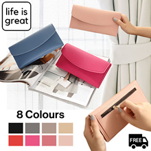 *[8 Colours!]* Travel Overseas Wallet - 2nd Purchase 50% Discount