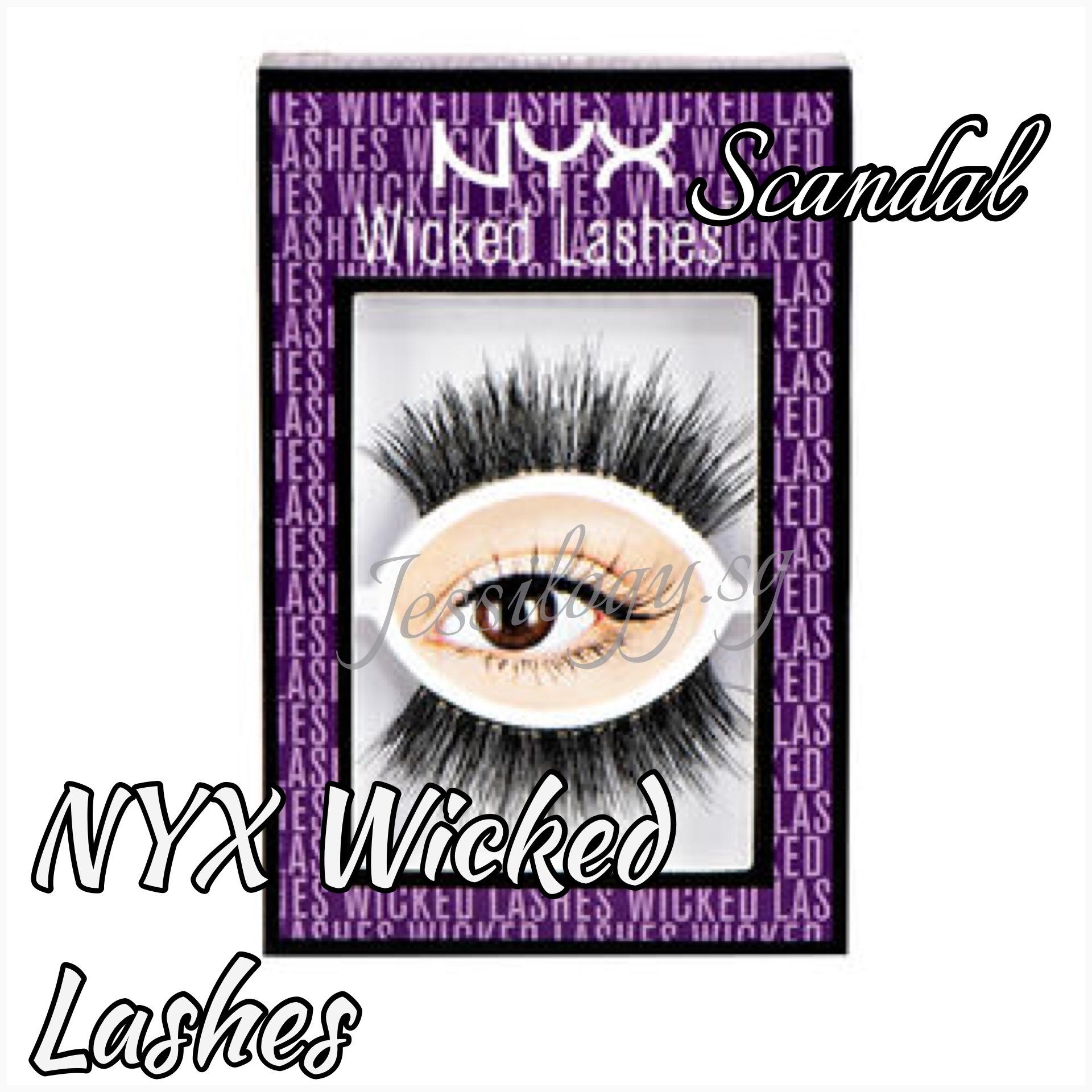 f4b1b94db23 Qoo10 - NYX Wicked Lashes : Cosmetics