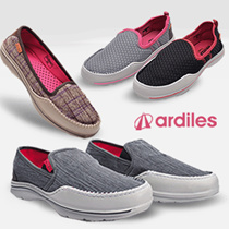 [Ardiles Women] ★★ GREAT SALE !! Slip On Shoes For Women **