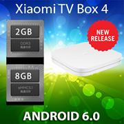 💖READY STOCK💖 [Xiaomi TV Box]7th Gen Android Internet TV Box III 4K Version SAFETY MARK PLUG