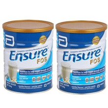 Ensure FOS Complete Nutrition (Vanilla)  X 2 TINS