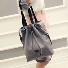 Sun seed Song Hye Kyo Korean dramas with the new spring tote bag for 2017 canvas handbag simple shou
