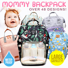 ♥ 2019 New Arrival ♥ Free Shipping-Large Capacity Mummy Stroller Diaper Backpack