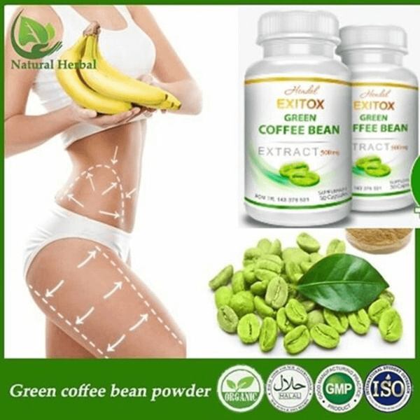ORIGINAL HENDEL GREEN COFFEE BEAN EXTRACT Deals for only Rp325.000 instead of Rp325.000