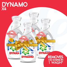 [PnG]  DYNAMO 2.75L/3L BUNDLE of 4!