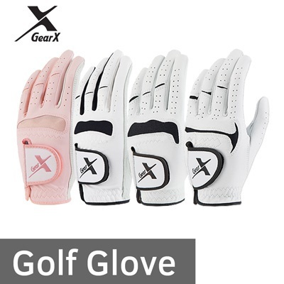 arriving excellent quality no sale tax GearX[GearX] Men/Women Golf Gloves - All Sheepskin/Half Sheepskin/Synthetic  Leather/Waterproof