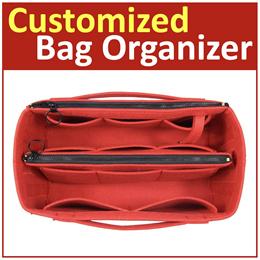 Customized Bag Organizer Purse Insert Tote Bag Handbag Neverfull MM GM  Birkin 30 Speedy 30 Le f6360f049966b