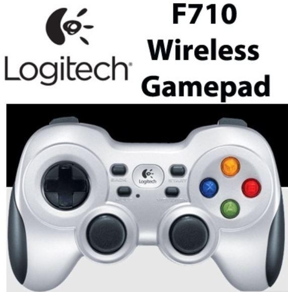 LOGITECH GAMEPAD F710 DRIVER FOR WINDOWS MAC