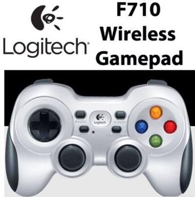 LOGITECH WIRELESS GAMEPAD F710 WINDOWS 7 DRIVER