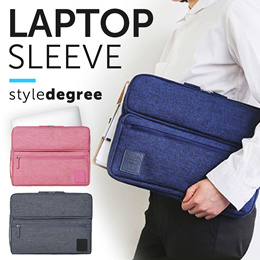 ★STYLISH Laptop Sleeves!★ Protective Laptop carry carrying case 13 15 inch macbook pouch organizer