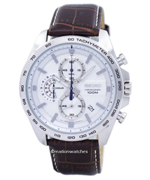 [CreationWatches] Seiko Chronograph Quartz Tachymeter SSB263 SSB263P1 SSB263P Mens Watch