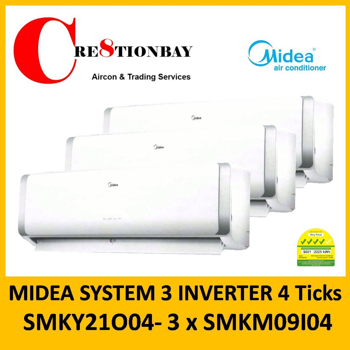 Midealimited 5 Sets Offer Midea System 3 Inverter Aircon 4 Ticks Smky21 X Smkm 09 Air Conditioner Electronical Circuit Board Buy Fit To Viewer