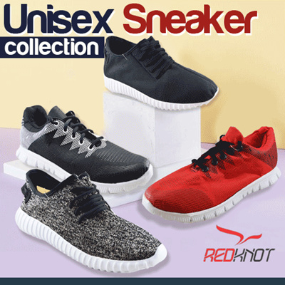 11.11 Only ✪ Redknot Shoes - Koketo Collection - Casual Shoes - Unisex  Sneakers - 7a88fb166