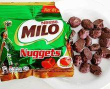 15pkts x 25g Nestle Milo Nuggets [Halal]