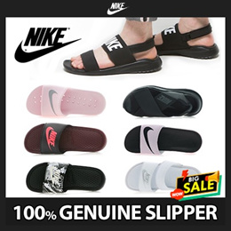 c40aa8db67f2 ☆Today Only Time Sale Lowest Price☆NIKE☆ 100% GENUINE Slipper   Sandal