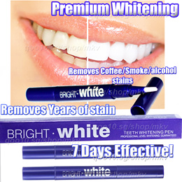 【CNY 2019!】❤ BRIGHT WHITE TEETH WHITENING PEN ❤ MADE IN USA ★ RESULTS GUARANTEED ★