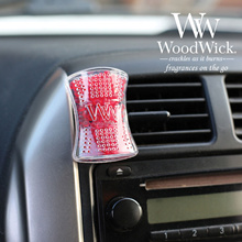 WoodWick Car Vent Fresheners / Car Air Fresheners / Car Perfume / Fragrance on the go!