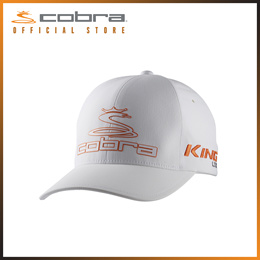 COBRA GOLF Accessories King Cap Men - White   FREE DELIVERY   AUTHENTIC   7  DAY d5e1343bc166