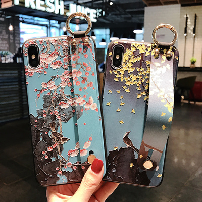 iPhone X XS XR XS Max Fashion Cute Jelly Case 25311