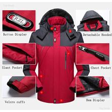 ❄️⛄️ 🇸🇬 Winter Jacket winter ❄️⛄️ 🇸🇬 Sport / Ski thickening outdoor Winter Jacket