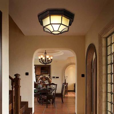 Ceiling Lights E27 Outdoor Balcony
