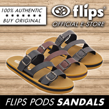 ★BACK IN STOCK★[Flips™]★Z-STRAP Flips Pods Sandals-Unisex Sandals/Contoured Footbed/Comfort Sandals