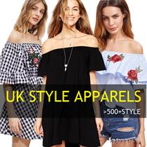 2017 UK STYLE APPARELS DRESS/ TOP/SHIRT