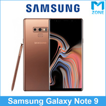 Samsung Galaxy Note 9 128GB 6.4inches 128GB ROM 6GB RAM Android 9.0 Super AMOLED (Export set)