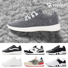 [Voyager] Fashion Shoes Running Sneakers Merino wool shoes