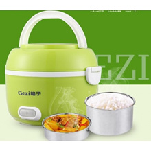 Portable mini rice cooker,electric egg cooker, food steamer, Lunch box