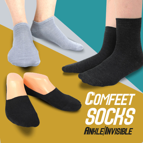 COMFEET - Kaos Kaki Ankle Socks / Casual Socks / Invisible Sock Import Quality