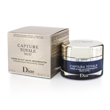 Dior Capture Total - Intensive Night Cream (Rechargeable) 60ml / 2.1oz [Imported Items]