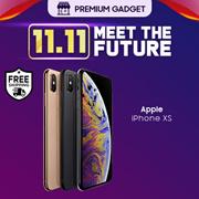 Apple iPhone XS 64GB/256GB/512GB (Apple Malaysia)