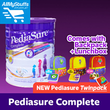 【PEDIASURE】Complete Nutrition Milk Powder 1.6kg Vanilla