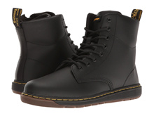 Dr. Martens Kid s Collection Malky Lace Boot (Big Kid)