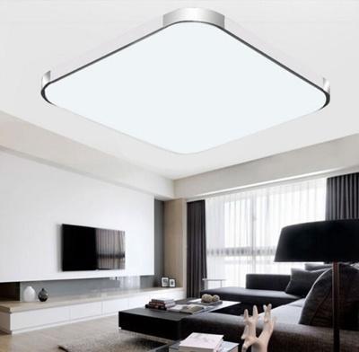 15w 20w 28w Led Smd Kuchen Flur Decken Lampe Bad Wohnzimmer Led Deckenleuchte Leuchte Cool White