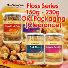Quick Sales at 50% - Floss set Old Packaging Clearance (2 btls in 1 deal)  - While Stock Last!