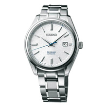 H2HUB SEIKO SJE073J1 ANALOG SILVER MENS WATCH 11.11 MEGA SALE BRAND WATCH SEIKO PRESAGE