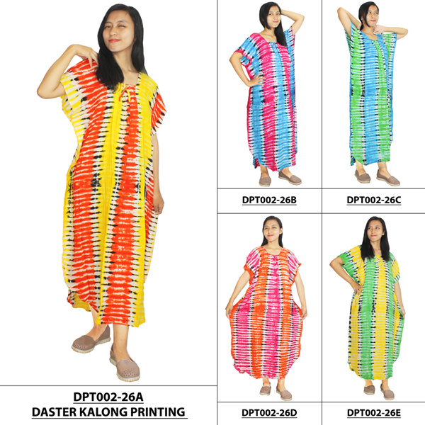Daster Batik Kalong Collections Deals for only Rp39.000 instead of Rp39.000