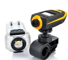Hotest Extreme Sport camera 1080p Waterproof Go pro DVR Action camera helmet camcorders +1.5 TFT Screen AT90