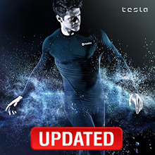 ★2018 TESLA NEW ARRIVAL★ compression sports wear Rash Guard/ inner wear/tights/shorts